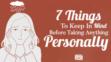 7 Things To Keep In Mind Before Taking Anything Personally