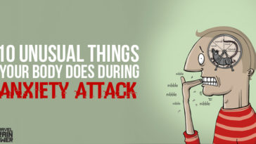 10 Unusual Things Your Body Does During Anxiety Attack