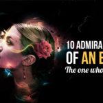 Admirable traits of empath