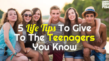 teenager tips