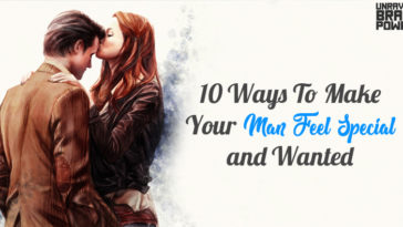 10 Ways To Make Your Man Feel Special and Wanted