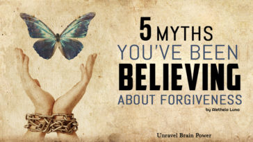 5 Myths You've Been Believing about Forgiveness