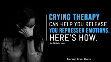 Crying Therapy Can Help You Release You Repressed Emotions. Here's How.