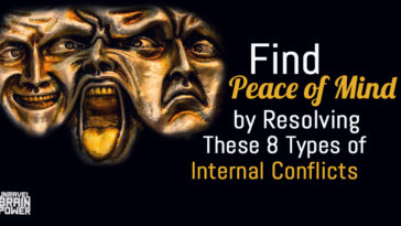 Find Peace of Mind by Resolving These 8 Types of Internal Conflicts