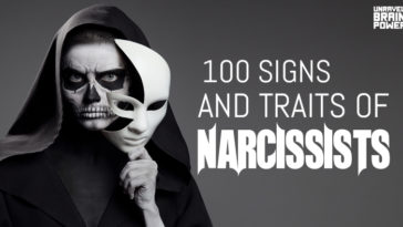 100 Signs And Traits Of Narcissists