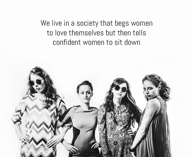 We Live In A Society That Begs Women To Love Themselves But Then Tells