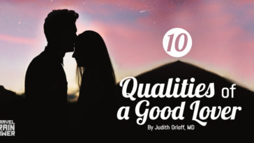 10 Qualities of a Good Lover