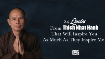 Quotes From Thich Nhat Hanh