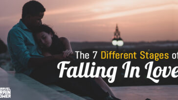 The 7 Different Stages of Falling In Love
