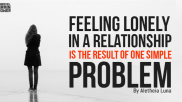 Feeling Lonely in a Relationship