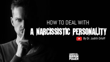 How To Deal With A Narcissistic Personality