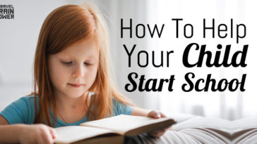 How To Help Your Child Start School