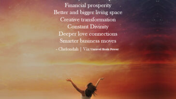 I Am Manifesting… Healthy Relationships Financial Prosperity