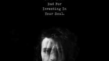 Never Feel Bad For Investing In Your Soul. -Racholwolchin
