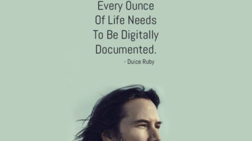 Not Every Ounce Of Life Needs To Be Digitally Documented.