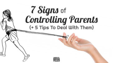 7 Signs of Controlling Parents