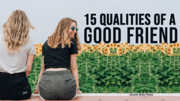 15 Qualities of a Good Friend
