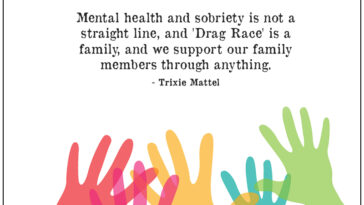 Mental Health And Sobriety Is Not A Straight Line
