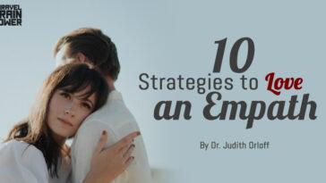 10 Strategies to Love an Empath