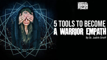 5 Tools to Become A Warrior Empath