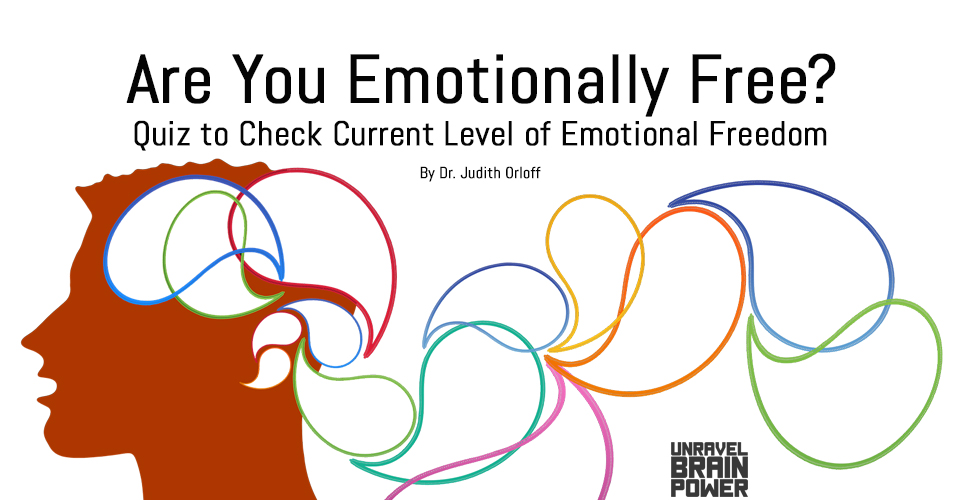 Are You Emotionally Free