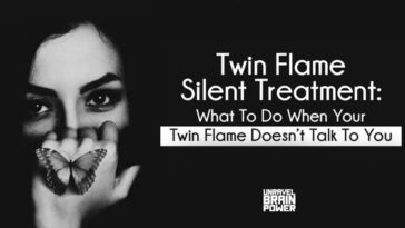 Twin Flame Silent Treatment: What To Do When Your Twin Flame Doesn't Talk To You