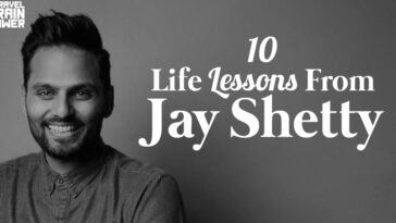 10 Life Lessons From Jay Shetty