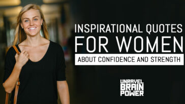 100 Inspirational Quotes For Women About Confidence and Strength