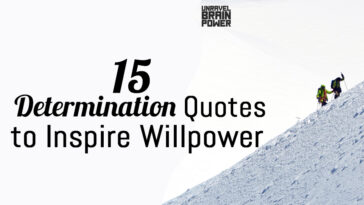 15 Determination Quotes to Inspire Willpower