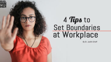 4 Tips to Set Boundaries at Workplace