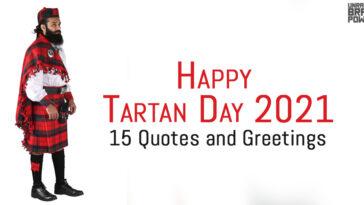 Happy Tartan Day 2021