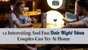12 Interesting And Fun Date Night Ideas Couples Can Try At Home
