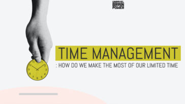 Time Management : How Do We Make The Most Of Our Limited Time