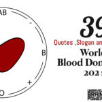 World Blood Donor Day 2021 Quotes