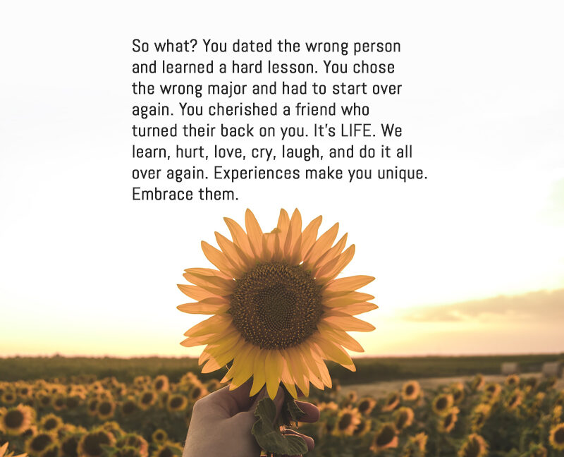You Dated The Wrong Person