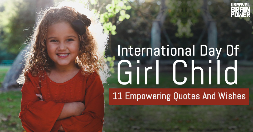 International Day Of Girl Child 2021